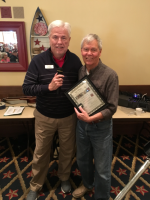 Recognition of Dennis' service